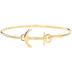 Bracelet Jonc Anchor Cuff Or - Paul Hewitt - Modalova
