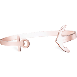 Bracelet Jonc Ancuff Or Rose - Paul Hewitt - Modalova