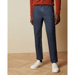 Jeans Coupe Droite Navy - Ted Baker - Modalova
