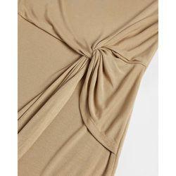 Robe Drapée Mi-longue En Jersey - Ted Baker - Modalova