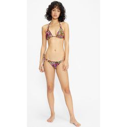 Triangle Bikini Top With Chain Detail Ties - Ted Baker - Modalova