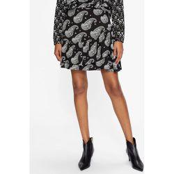 Paisely Print Tiered Frill Mini Skirt - Ted Baker - Modalova