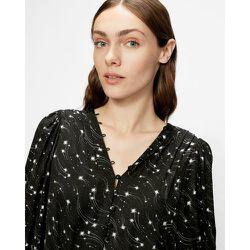 Star Print Mini Tea Dress - Ted Baker - Modalova