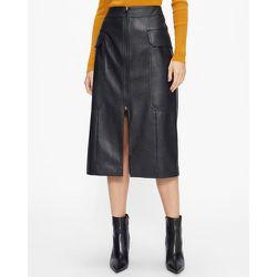 Pu Utility Pencil Skirt - Ted Baker - Modalova