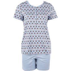 Pyjama short en coton Blooming Night - CALIDA - Modalova