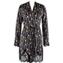 AUBADE kimono en soie Toi mon Amour - AUBADE - Modalova