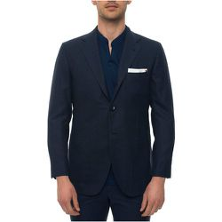 Deconstructed-unlined blazer with 3 buttons - Kiton - Modalova