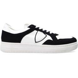 Sneakers with logo , , Taille: 40 - Philippe Model - Modalova