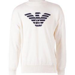 K1mta 1md5z 0101 pullover , , Taille: L - Emporio Armani - Modalova
