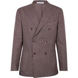Double-breasted jacket , , Taille: 48 IT - Boglioli - Modalova