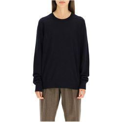 Sweater with suede patches , , Taille: XS - Maison Margiela - Modalova