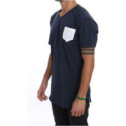 Crewneck T-shirt - Daniele Alessandrini - Modalova