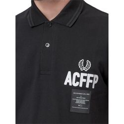 Polo Shirt with Logo Patch - Fred Perry - Modalova
