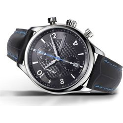 Runabout Chronograph Watch , , Taille: 42 mm - FREDERIQUE CONSTANT - Modalova