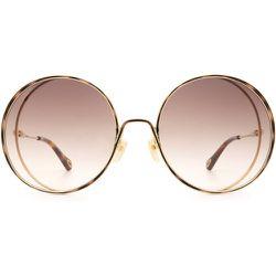 Sunglasses Ch0037S 001 , , Taille: 61 - Chloé - Modalova