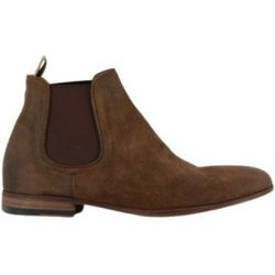 Boots élastique Chelsea en daim - 11422T , , Taille: 41 - Pantanetti - Modalova