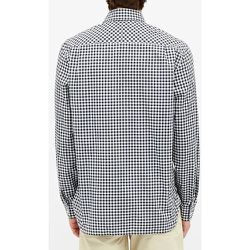 Bouton authentique Chemise vichy - Fred Perry - Modalova
