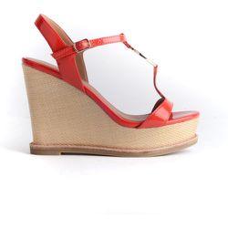 Sandaaltje met sleehak , , Taille: 41 - Philippe Model - Modalova
