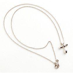 Pendentif Collier croix 925 , , Taille: Onesize - Tiffany & Co. Pre-owned - Modalova