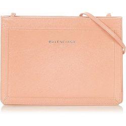 Pochette Leather Crossbody Bag , , Taille: Onesize - Balenciaga Vintage - Modalova