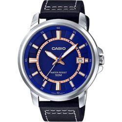 Watch Mtp-E130L-2A , , Taille: Onesize - Casio - Modalova