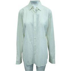 Ivory Striped Shirt Prada Vintage - Prada Vintage - Modalova