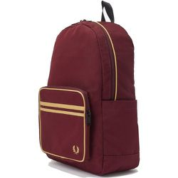 Authentic Twin Tipped Backpack - Fred Perry - Modalova