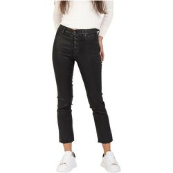 The Straight Crop coated slim illusion , , Taille: W31 - 7 For All Mankind - Modalova