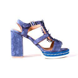 Sandaaltje , , Taille: 40 - Philippe Model - Modalova