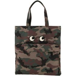 Recycled Eyes Tote Bag , , Taille: Onesize - Anya Hindmarch - Modalova