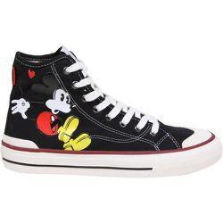 Sneakers in fabric with mickey mouse print , , Taille: 36 - MOA - MASTER OF ARTS - Modalova