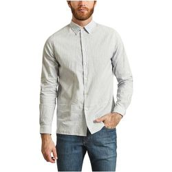 Cotton And Linen Striped Shirt , , Taille: S - PS By Paul Smith - Modalova