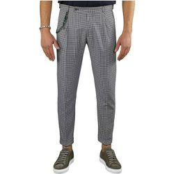 Retro Vichy Chino Trousers , , Taille: 46 - Berwich - Modalova