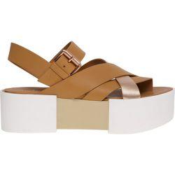 Crossed sandal , , Taille: 37 - Vic Matié - Modalova