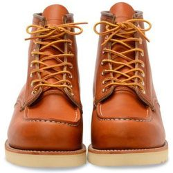 Red Wing Classic Moc Toe cuir noir - Red Wing Shoes - Modalova