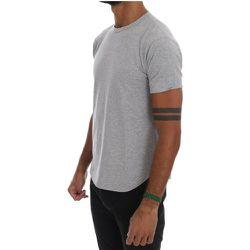 Crew-neck T-Shirt - Daniele Alessandrini - Modalova
