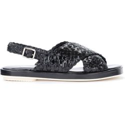 Malena sandal in woven leather , , Taille: 38 - Pons Quintana - Modalova