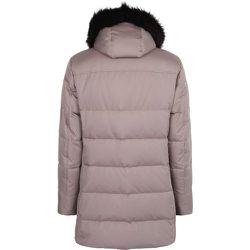 Hooded padded coat Moorer - Moorer - Modalova