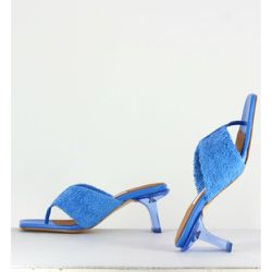 Carissa Ocean Towel Sandals Miista - Miista - Modalova
