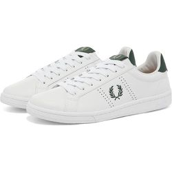 Authentic Leather Sneakers , , Taille: 45 - Fred Perry - Modalova