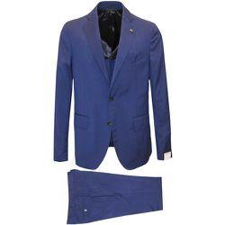 Complete suit in blue -G15065Gp15407-658--48 , , Taille: 50 IT - Gabriele Pasini - Modalova
