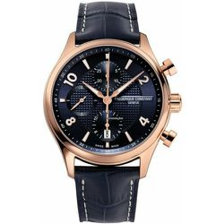 Runabout Chronograph Watch , , Taille: Onesize - FREDERIQUE CONSTANT - Modalova