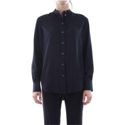 K20K200860 Placket Shirt Shirt Women blue , , Taille: L - Calvin Klein - Modalova