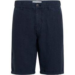 Chuck linen shorts , , Taille: W33 - Knowledge Cotton Apparel - Modalova