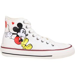 Sneakers in fabric with mickey mouse print , , Taille: 41 - MOA - MASTER OF ARTS - Modalova