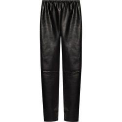 Vegan leather leggings , , Taille: 44 - MM6 Maison Margiela - Modalova