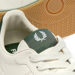 Authentic Leather Sneakers - Fred Perry - Modalova