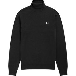 Roll Neck Jumper K9552 102 , , Taille: M - Fred Perry - Modalova