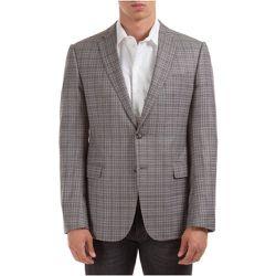 Wool jacket blazer , , Taille: 50 IT - Emporio Armani - Modalova