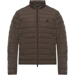 Quilted jacket , , Taille: 48 IT - Emporio Armani - Modalova